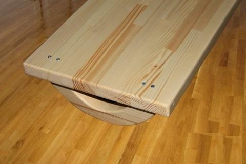 planche d 39 equilibre doblan. Black Bedroom Furniture Sets. Home Design Ideas